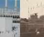 بالصور| 3 عمليات ترميم شهدتها الكعبة المشرفة في العصر الحديث