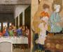 """فنان مسلم رسم لوحة لـ""""العشاء الأخير"""" في عصر دافنشي"""