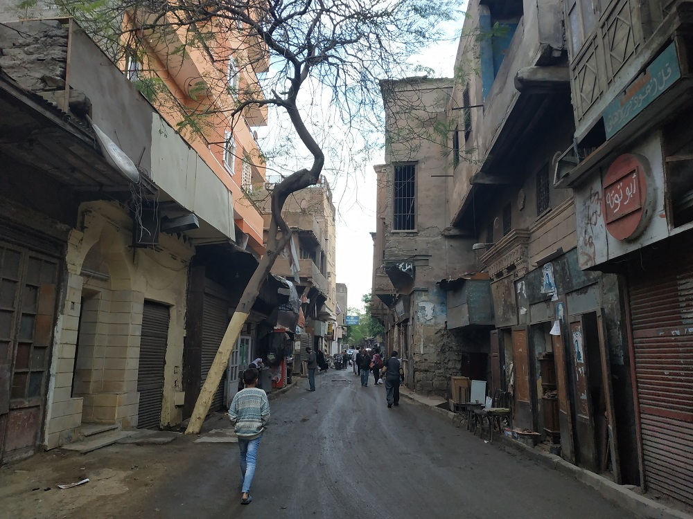 شارع الخليفة.. بداية طريق الحجاج قديما