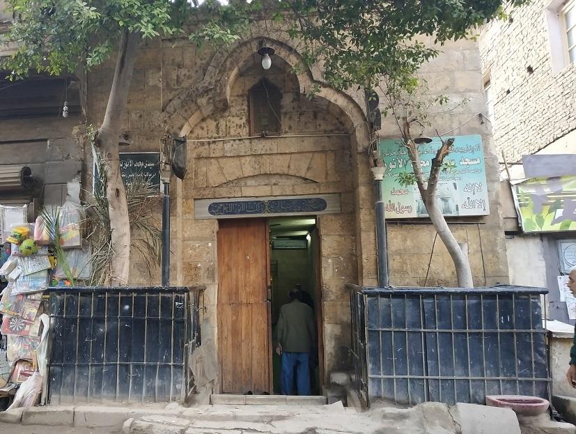 مسجد محمد الأنور بالخليفة