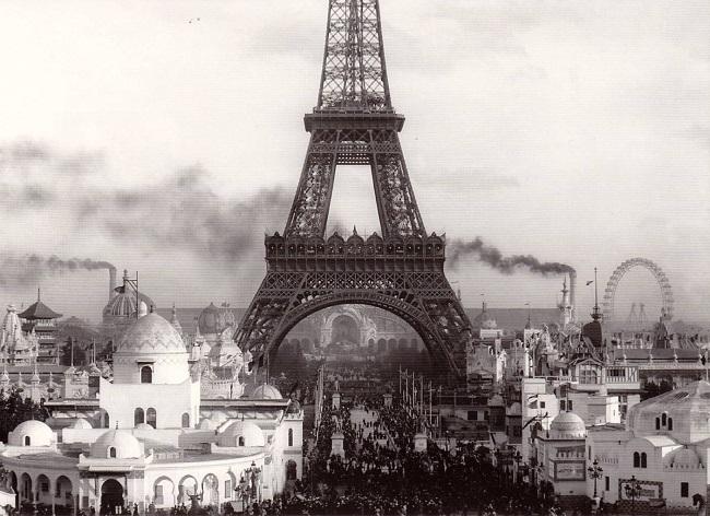 المعرض العالمي في باريس عام 1889