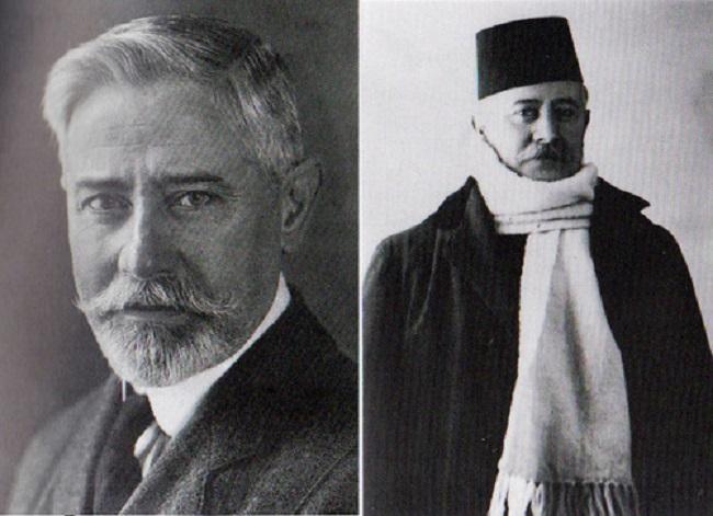 ماكس هيرز باشا رئيس لجنة حفظ الآثار العربية في أواخر القرن التاسع عشر